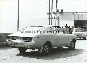 TOYOTA-Mark-2-Coupe-Pressefoto-Automobil-Auto-Fotografie-Foto-Photograph