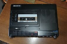 Vintage Sony TC-D5M Stereo Cassette Corder Analog tape sound decks record fully