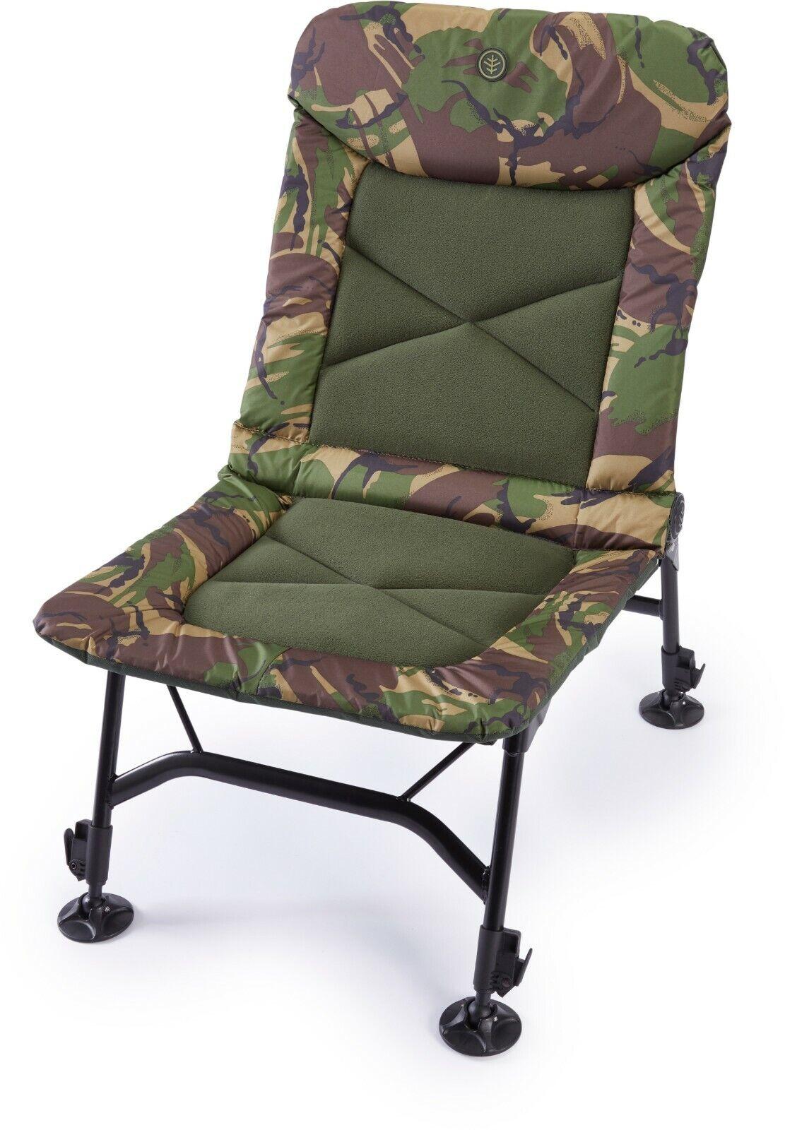 Wychwood Tattico x Chair Tutti i Modelli Nuovo, per Carpfishing Chair
