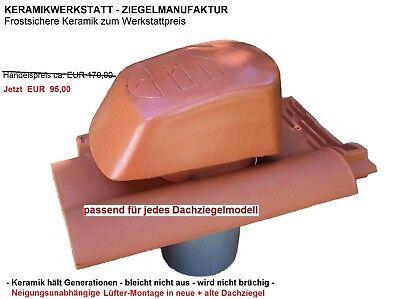 Dachneigungsunabhängig Vornehm Ton/keramik Sanitärlüfter Dunstabzugslüfter