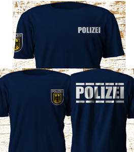 New GERMAN POLIZEI Spesial Force Police Department Munich SWAT T-Shirt S-4XL