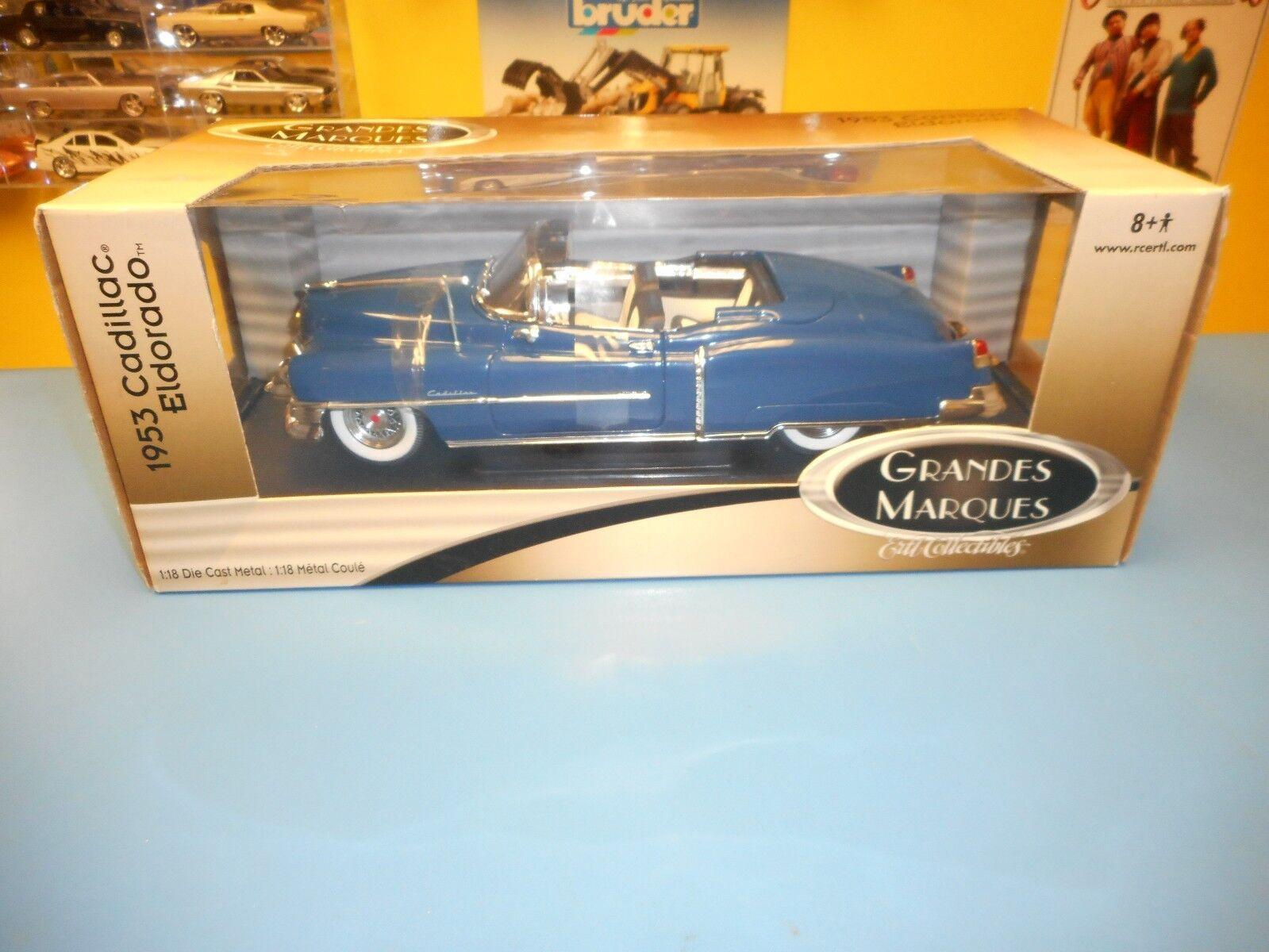 Grand marques ERTL 1953 ILLAC Eldorado  NEW IN BOX