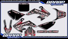 Honda CRF-50 04-12 Graphics Kit RG