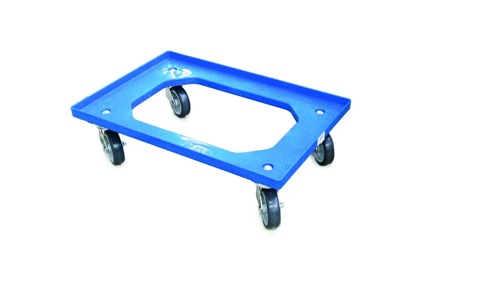 Surplus Rollwagen für Eurobox  - mit Feststellbremse Feststellbremse Feststellbremse | Outlet Store Online  | Garantiere Qualität und Quantität  44bd1f