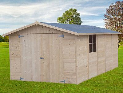 Casetta box in legno 320x520 porta doppia casette da for Casette in legno usate ebay