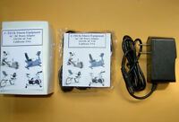 For Proform AC adapter, Power supply,Elliptical,SPACESAVER DX,Razor,CROSSTRAINER