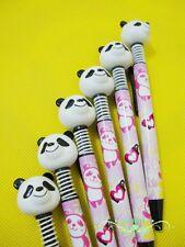 Cute Cartoon Panda Head Ball Pen