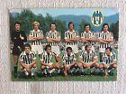 CARTOLINA SQUADRA JUVENTUS CAMPIONATO CALCIO 1973/74 ZOFF FURINO BETTEGA CAPELLO