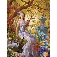 Lost Melody By Nene Thomas - Ceaco 750 Piece Fantasy Puzzle -