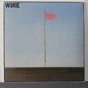 WIRE-039-Pink-Flag-039-Vinyl-LP-NEW-SEALED