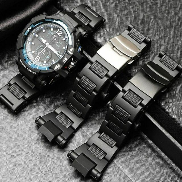 Stainless Steel Wristband Metal Strap Watch Bracelet Replace For Casio G Shock
