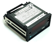 Newport 202a S Digital Strain Gauge Indicator Microvoltmeter 110mv Input 115v