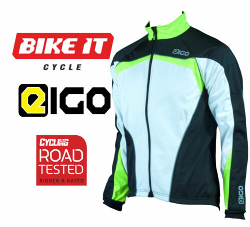 2016 EIGO BORA WINDPROOF THERMAL MENS CYCLINGJACKET MTB ROAD ROUBAIX CYCLEJACKET