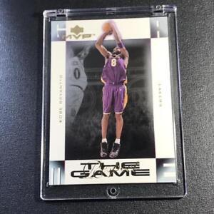 KOBE-BRYANT-2000-UPPER-DECK-MVP-RG1-RESPECT-THE-GAME-FOIL-INSERT-NBA-LAKERS