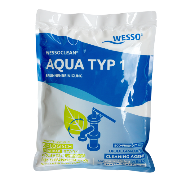 Wessoclean Aqua Type 1 Fountain Cleaning