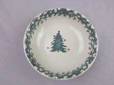 Tienshan Christmas Dinnerware Set WINTER WONDERLAND Folk Craft Holiday 16 Piece