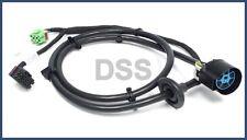 genuine porsche cayenne trailer hitch rear bumper wire wiring harness trail  9586