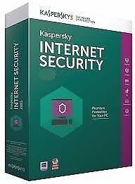 Kaspersky Internet Security 2016 - 3 User ( 3PC ) 3 Year