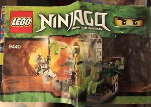 Lego Ninjago Venomari Shrine 9440 Ebay