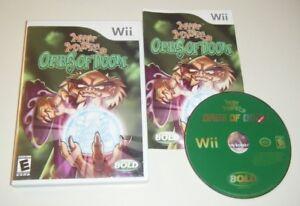 Myth-Makers-Orbs-of-Doom-COMPLETE-GAME-for-Nintendo-Wii-system-VG-U-034-E-034-KIDS