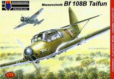 MESSERSCHMITT Bf-108 B TAIFUN (DUTCH, POLISH, YUGOSLAVIAN MKGS) 1/72 KOVOZAVODY