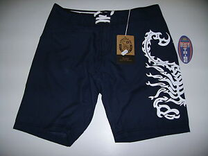 Friendly Scorpion Bay Boardshorts Pantalones Cortos Traje De BaÑo Mbs2710 Marino Azul 28 Men's Clothing Swimwear