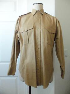 490d70a1c Image is loading Vintage-Ralph-Lauren-Classics-British-Tan-Khaki-Cotton-