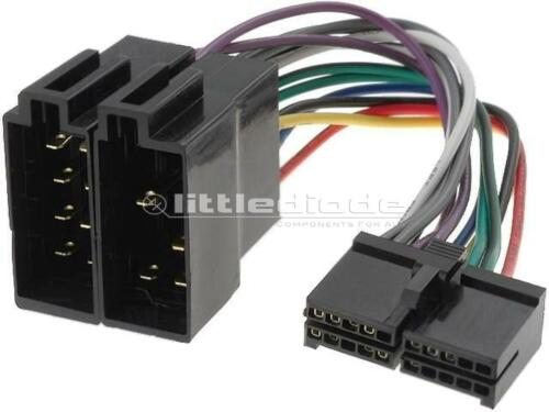 ZRS-172 Connector ISO Prology PIN20  4CARMEDIA