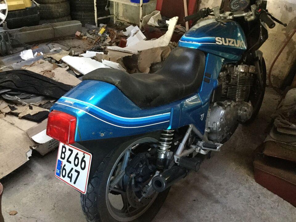 Suzuki, Katana 1100, 1100 ccm