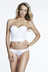 78bb4e97fc Image is loading Dominique-Bra-Backless-Longline-Style-6377-LOW-BACK-