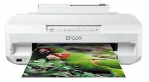 Epson Expression Photo XP-55 (A4) Colour Inkjet WiFi Printer 32ppm (Mono) 32ppm