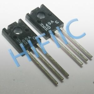 5pairs D669A Brand New 2SB649A 10pcs 2SD669A Transistors B649A