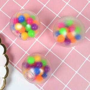 1PC-Squishy-Sensory-Stress-Reliever-Ball-Toy-Autism-Squeeze-Anxiety-Fidget-CleaR