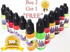 Buy 2 get 1 FREE!!! E  Liquid  Juice 15ML Vape No Nicotine Quality VG Vapor!!