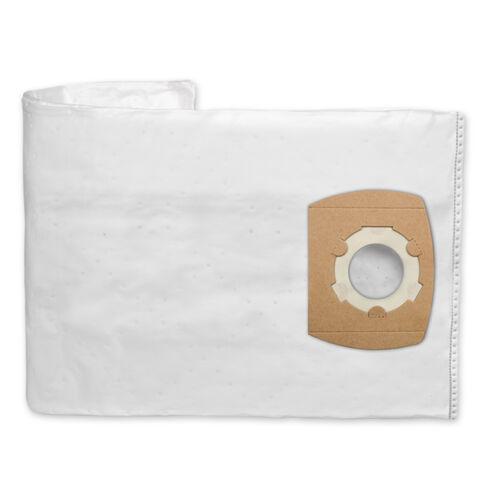 Sacchetto PER ASPIRAPOLVERE tessuto adatto per Kärcher NT 700 ECO 702 Eco Sacchetti cartocci