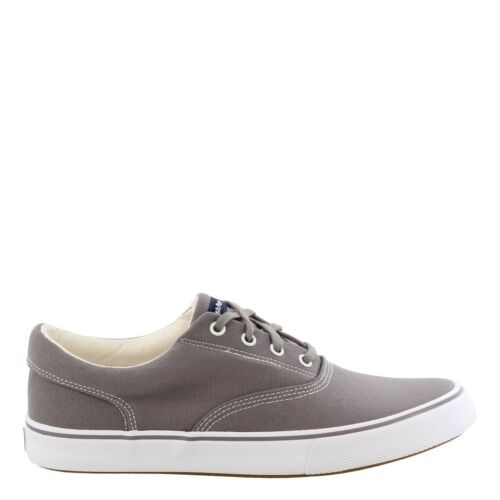Hush Puppies Women/'s Byanca Classic Lace-up Sneakers Grey Canvas