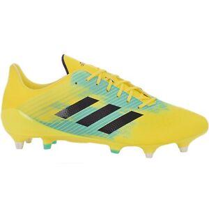 Détails sur Adidas Performance Homme Predator Malice Control SG Rugby Chaussures Bottes Jaune afficher le titre d'origine