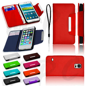 Luxury-Magnetic-Leather-Flip-Protective-Wallet-Book-Case-Cover-For-Mobile-Phones