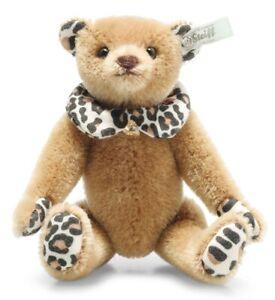 Steiff 'Leo' Mini - 2020 limited edition mohair teddy bear - 026645 - BNIB