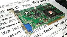 ATI Scheda grafica AGP RADEON S-VIDEO OUT 109-76800-11 SD32M 1027680510 038664
