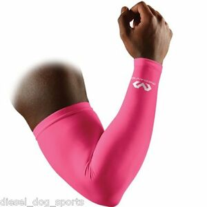 f33296fe11 Image is loading McDavid-656R-Power-Shooter-Arm-Compression-Sleeve-HOT-