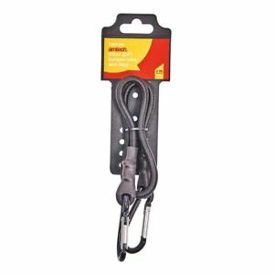 """New 24/"""" Heavy Duty Bungee Carabiner Clips 8Mm Karabiner Strap Camping Cables"""