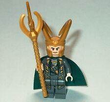 SUPER HERO #20 Lego Loki w/Staff NEW GENUINE LEGO 6867,6868,6869