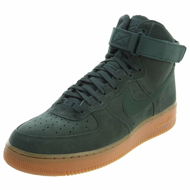 Nike Air Force 1 High  07 LV8 Suede Vintage Green Vintage Green (AA1118 c8c8f8510