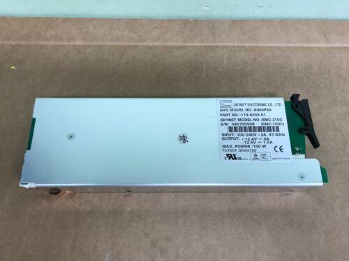 SKYNET ELECTRONIC SMC-Z10C MODEL 8900PSX 119-6055-51 POWER SUPPLY