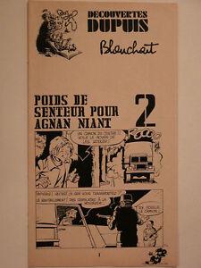DECOUVERTE-DUPUIS-SPIROU-SUPPLEMENT-N-1923-POIDS-DE-SENTEUR-POUR-AGNAN-NIANT-2