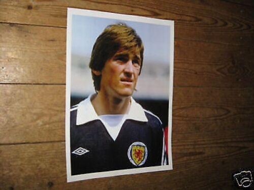 Kenny Dalglish Scotland Legend Awsome New Poster