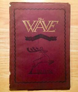 THE-WAVE-A-Journal-of-Art-amp-Letters-Vol-II-No-1-Vincent-Starrett-1924