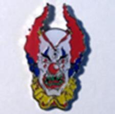 CRAZY CLOWN HAT OR JACKET PIN pin503 new jacket lapel metal costume circus