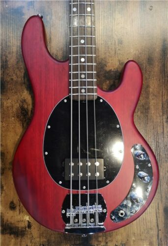 Sterling Ray4 Sub Bass,Trans Red Satin Second Hand